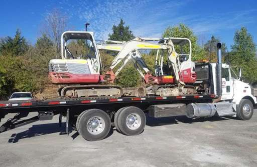 Construction Equipment Towing Services
