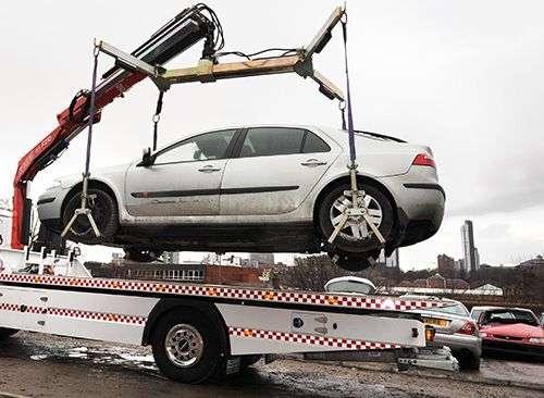 Junk Car Removal Service Near Me