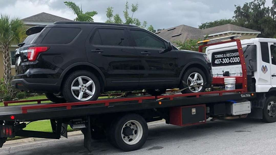 Apopka, FL Towing, Tow Truck, Roadside Assistance Services